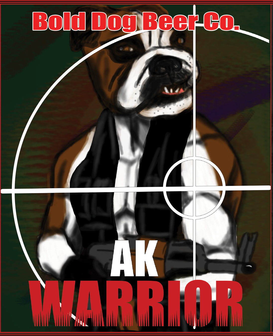 AK Warrior